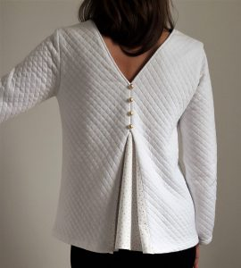 Blouse Nélia - Anna Rose patterns