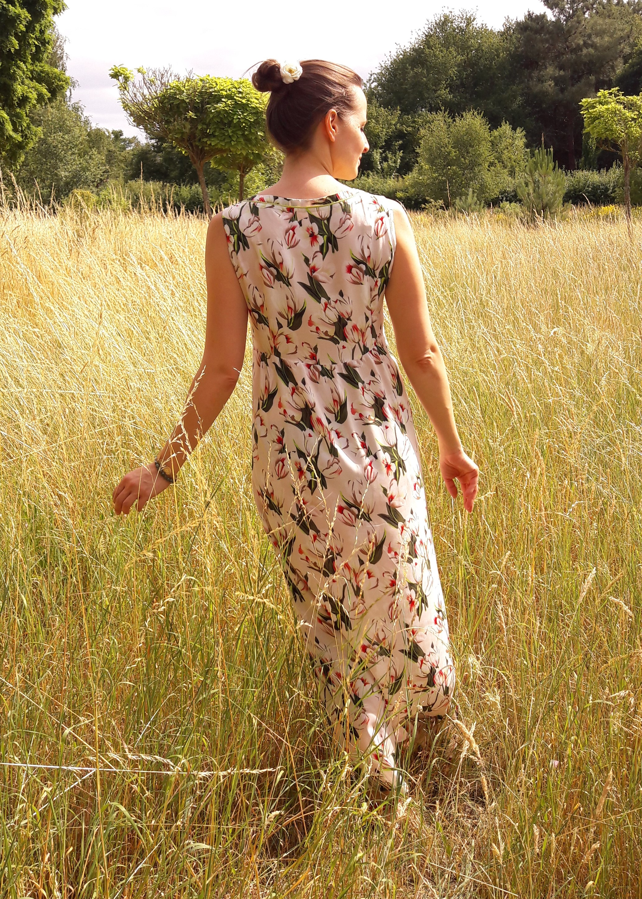 Anna Robe Couture Patterns De Patron Nora Rose iXPZuk
