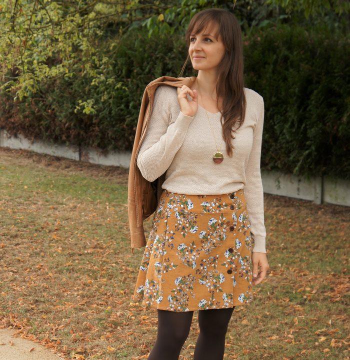 Jupe Olgga - Anna Rose patterns