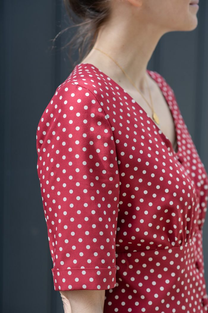 Robe Tessa_Anna Rose patterns