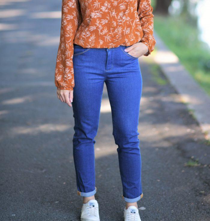 Pantalon Trent - Anna Rose patterns