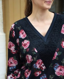 Pull Annatol - Anna Rose patterns