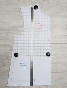 Robe Téthys - Mini Hack - Anna Rose patterns