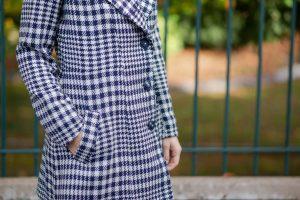 Manteau Annagram - Pas à Pas - Anna Rose patterns