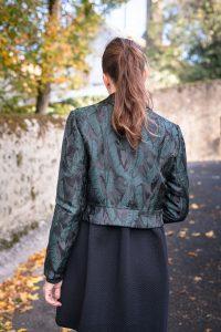 Veste Annagram _ Anna Rose patterns