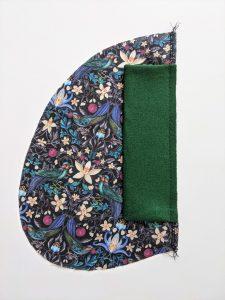 Manteau Annagram _ Pas à Pas _ Anna Rose patterns