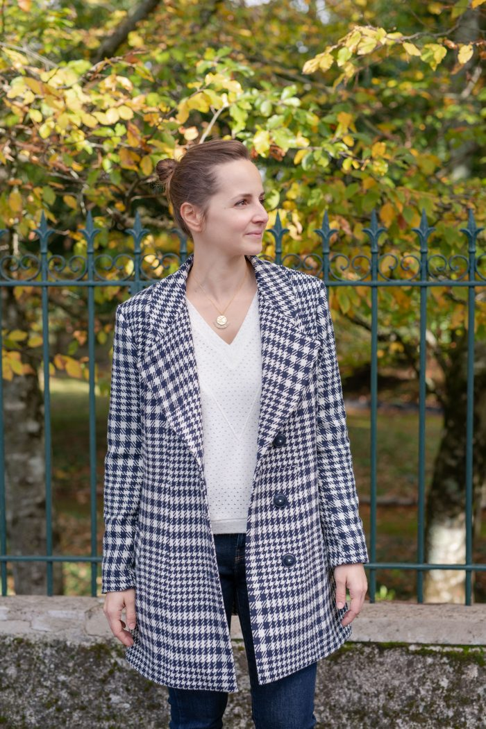 Manteau Annagram_Anna Rose patterns