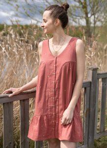 Robe Bohaime - Anna Rose patterns