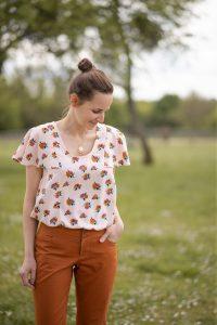 Top Betty - Anna Rose patterns