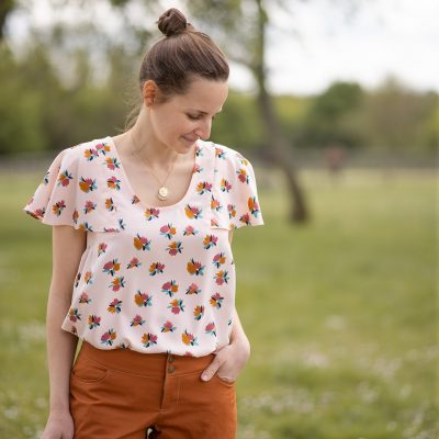 Top Betty - Anna Rose patterns