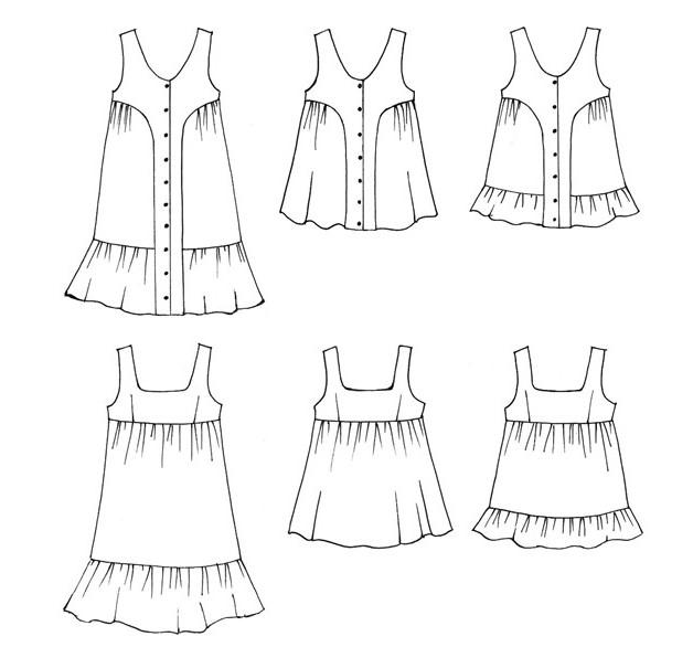 Top Bohaime - Anna Rose patterns