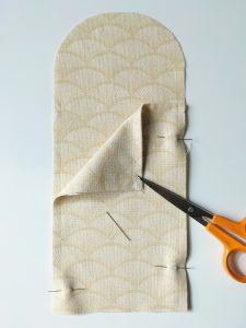 Etui shampoing solide - Tuto - Anna Rose patterns