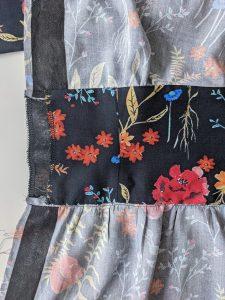 Robe Tessa - Tuto ceinture - Anna Rose patterns