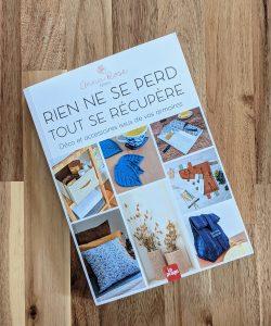Livre Upcycling - Anna Rose patterns