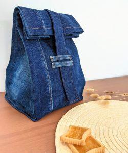 Lunch Bag - Livre - Anna Rose patterns